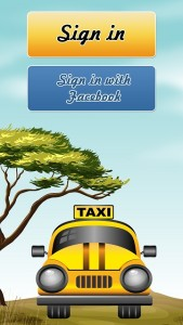Taxi_Android_APP
